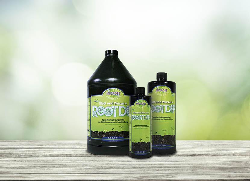 Rootdip: El Plus para la alimentación de Hojas y Raíces