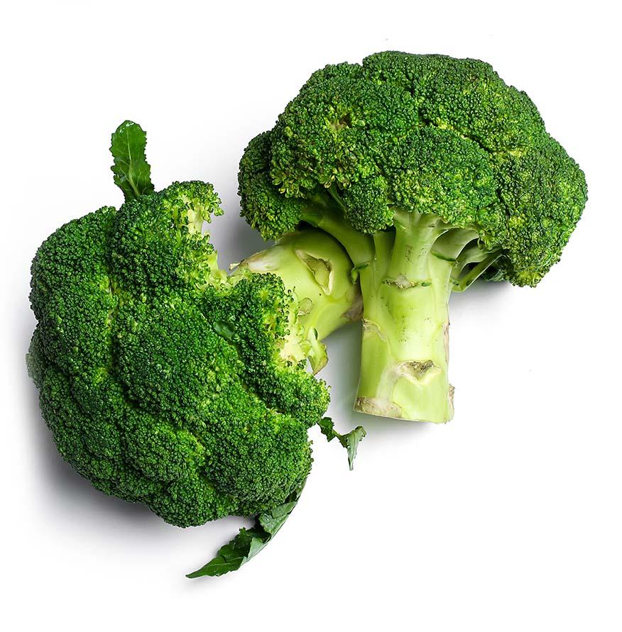 qué plantar en diciembre: brócoli